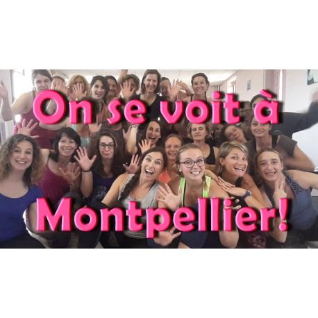 Jounée complète à Montpellier