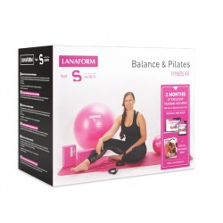 Kit Fitness: Balance & Pilates