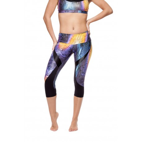 Legging Cobra Recortada
