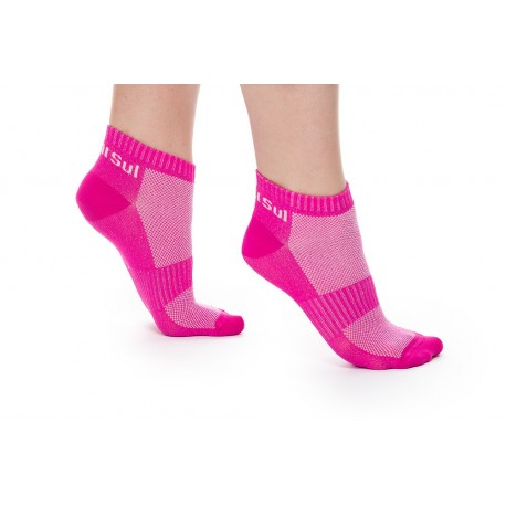 Chausettes roses super confortables